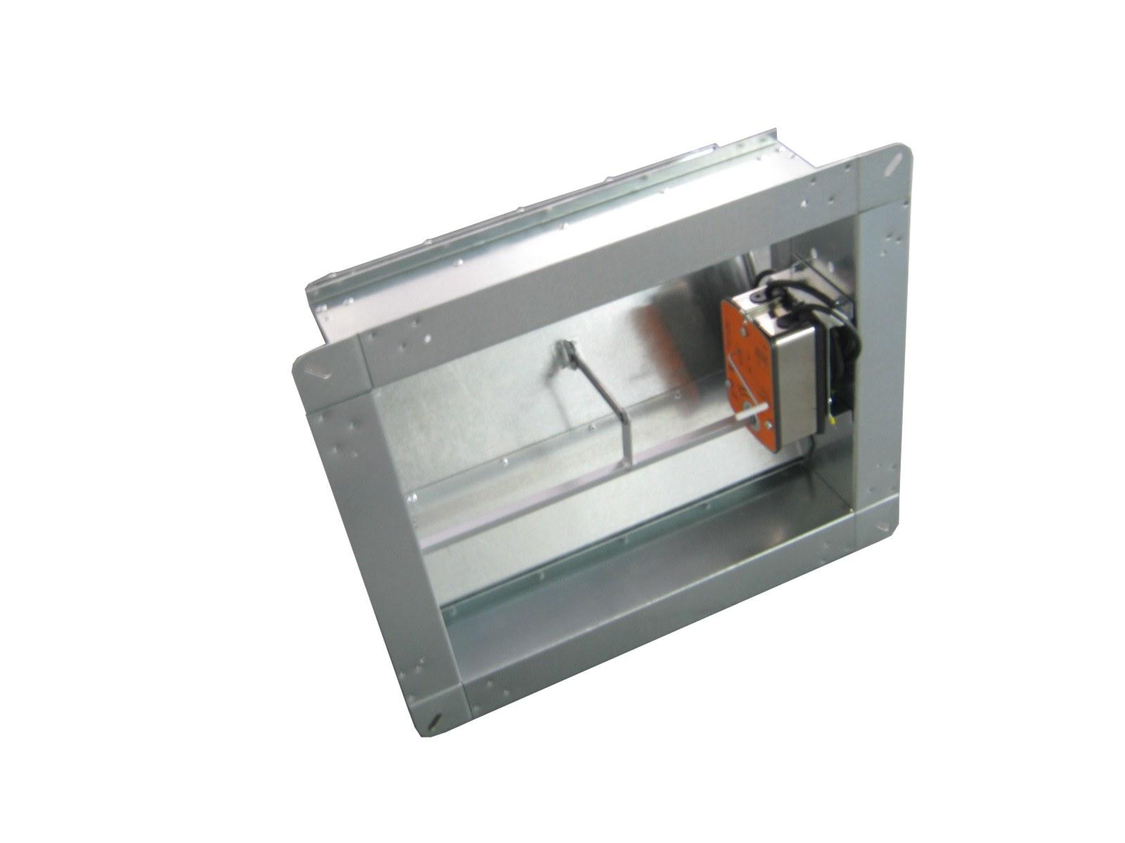 Клапан КДМ-2-С-МВЕ220-800*800 ВН