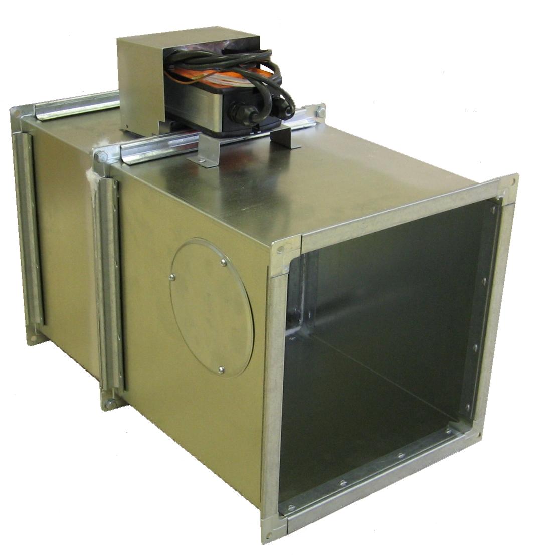 Клапан КПС-2 с МВ