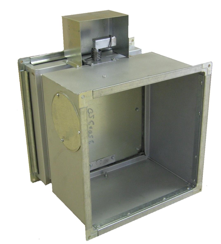 Клапан КПС 1 с ЭМ