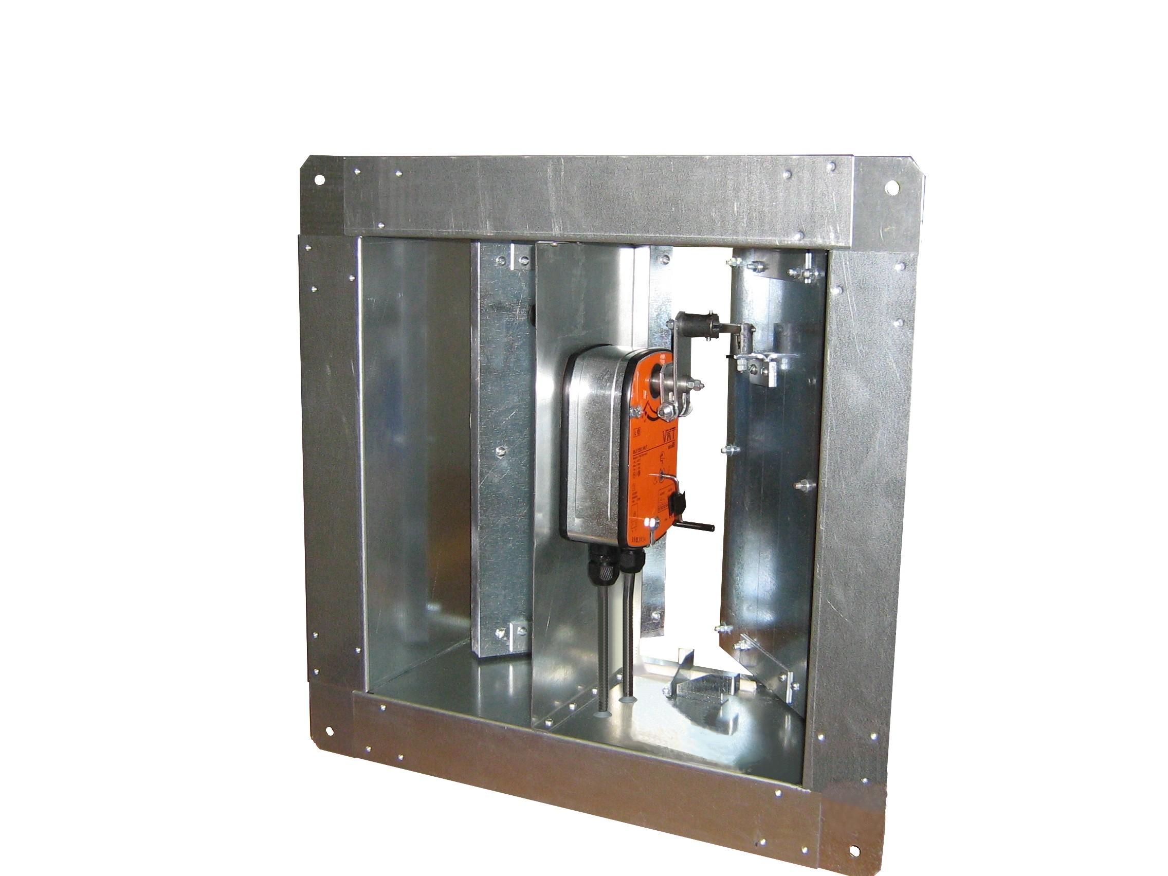 Клапан КПС-1м мс ВН с МВ